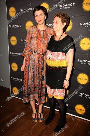 Maggie Gyllenhaal, Naomi Foner Gyllenhaal