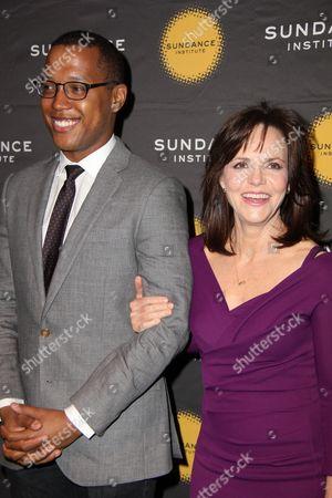 Editorial picture of Sundance Institute New York Theatre Program Benefit, New York, America - 08 Apr 2013