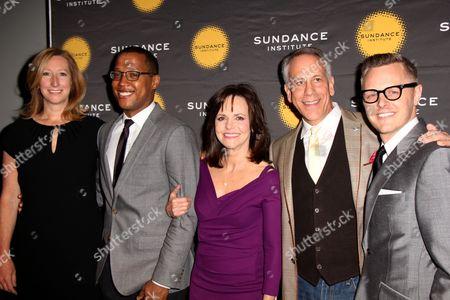 Editorial photo of Sundance Institute New York Theatre Program Benefit, New York, America - 08 Apr 2013