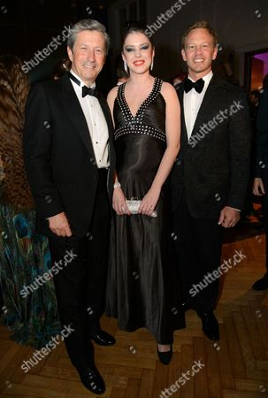 Editorial image of 'Dancing against Cancer' Charity Gala, Vienna, Austria - 06 Apr 2013