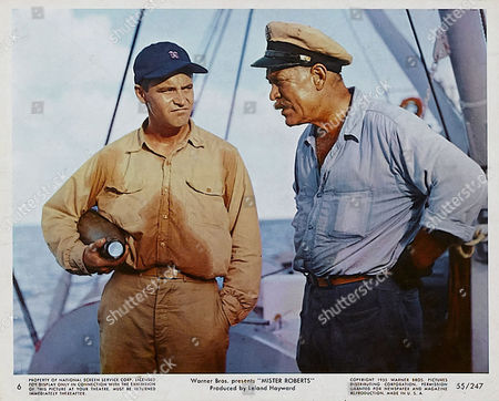 Mister Roberts (1955)  Jack Lemmon, Ward Bond