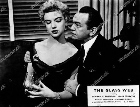 Editorial picture of The Glass Web - 1953