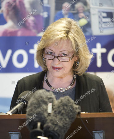 Stock Image of Ann Barnes, Kent Police and crime Commissioner