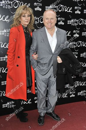 Stock Picture of Julianne White and Mike Batt