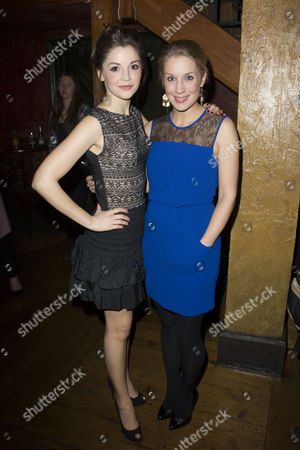 Editorial picture of 'Once' play press night after party at Waxy O'Connors, London, Britain - 09 Apr 2013