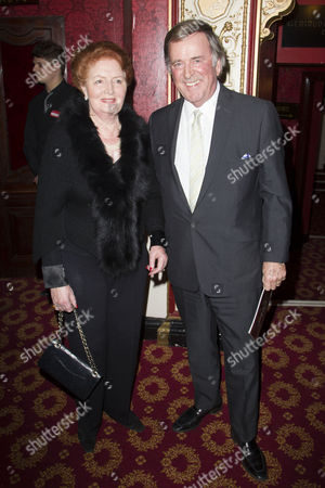 Helen Joyce and Sir Terry Wogan