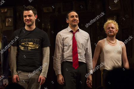 Editorial picture of 'Once' play press night at the Phoenix Theatre, London, Britain - 09 Apr 2013