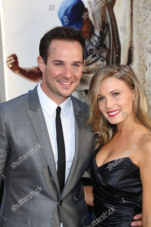 Ryan Merriman and Kristen McMullen