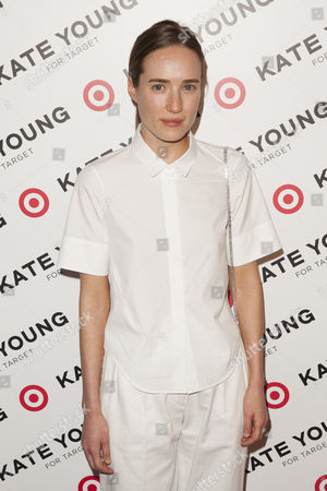 Editorial image of Kate Young for Target launch, New York, America - 09 Apr 2013