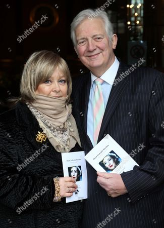 Sir Jeremy Hanley and sister Jenny Hanley