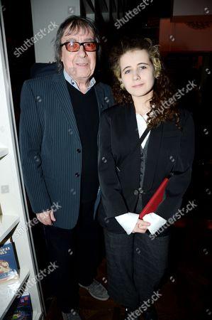 Bill Wyman and Matilda Wyman