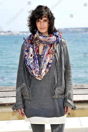 Stock Photo of Helene Seuzaret