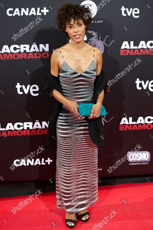 Editorial photo of 'Alacran Enamorado' film premiere, Madrid, Spain - 10 Apr 2013