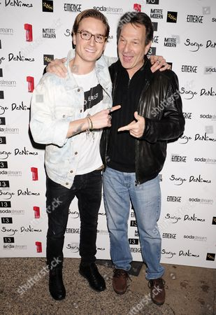 Stock Picture of Oliver Proudlock and Stephen Duggan