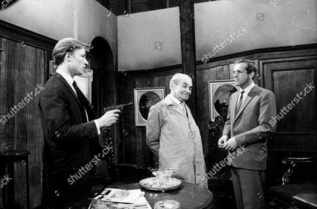 Mike Sarne, Arnold Marle and Ian Hendry