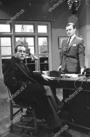Ian Hendry and Neil Hallett