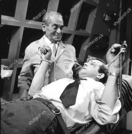 Stock Image of Arnold Marle and Ian Hendry