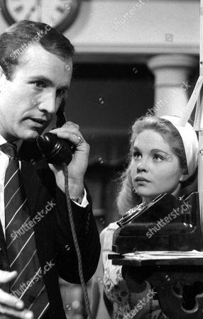 Ian Hendry and Sally Smith