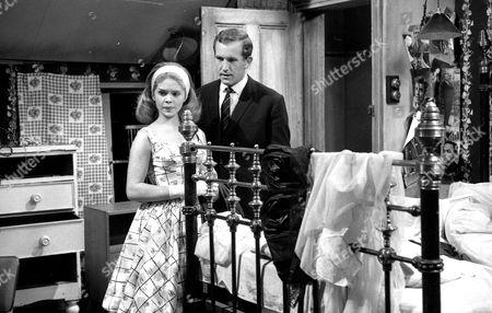Sally Smith and Ian Hendry