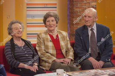 Sonia Elliman, Rosemary Macvie and Seb Craig