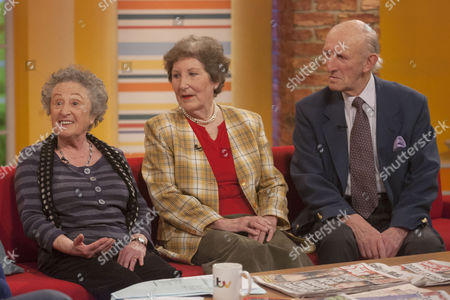 Sonia Elliman, Rosemary Macavie and Seb Craig