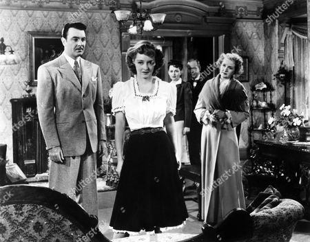 IN THIS OUR LIFE (1942) George Brent, Bette Davis,   Billie Burke