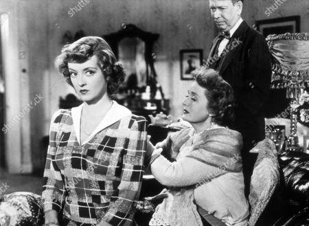 IN THIS OUR LIFE (1942) Bette Davis, Billie Burke, Frank Craven