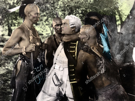 LAST OF THE MOHICANS (1936) Bruce Cabot, Henry Wilcoxon