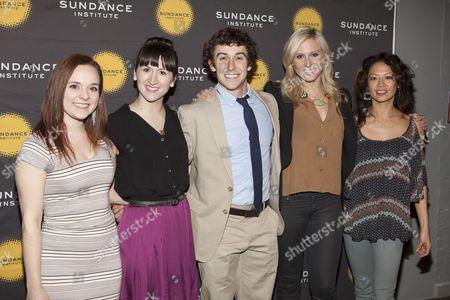 Editorial photo of Sundance Institute Tennessee Williams Award, New York, America - 09 Apr 2013