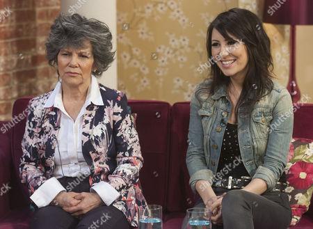 Marina Chapman and her daughter Vanessa James