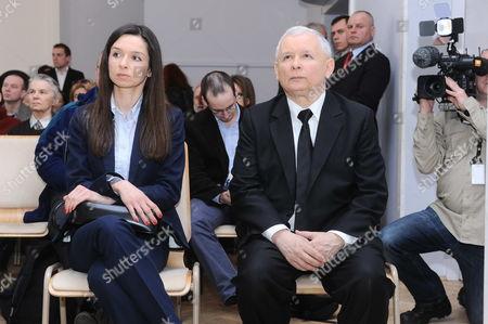 Editorial image of Lech Kaczynski Biography Launch, Warsaw, Poland - 09 Apr 2013
