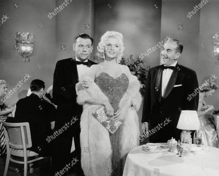 The Girl Can't Help it (1956)  Tom Ewell, Jayne Mansfield, Edmond O'Brien