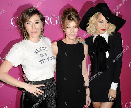 Martha Wainwright, Roberta Myers and Rita Ora