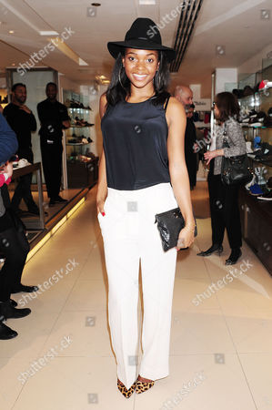 Editorial photo of Soul II Soul 'Classics' Collection launch, Harvey Nichols, London, Britain - 11 Apr 2013