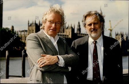 Film Producer Lord David Puttnam (r) With Producer Hugh Hudson David Terence Puttnam Baron Puttnam Cbe Frsa (born 25 February 1941) Is A British Film Producer And Educator. He Sits On The Labour Benches In The House Of Lords Although He Is Not Principally A Politician.