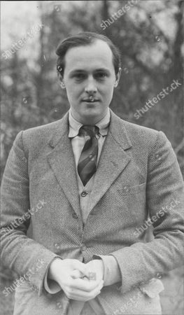 Stock Image of Marquess Of Hartington William Cavendish William John Robert Cavendish Marquess Of Hartington (10 December 1917 Oo 9 September 1944) Was The Eldest Son Of Edward Cavendish 10th Duke Of Devonshire And His Wife Mary Alice Gascoyne-cecil. He Was The Husband Of Kathleen Agnes Kennedy Sister Of Future U.s. President John F. Kennedy. Killed In Action 9/9/44.