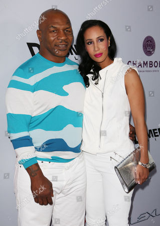 Mike Tyson Mike Tyson and wife Lakiha Spicer