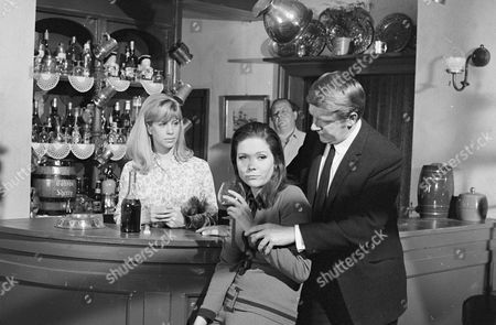 Stock Image of Sheila Fearn, Diana Rigg