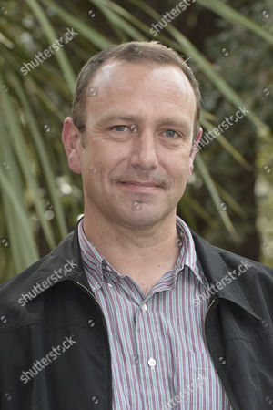 Stock Image of Director Paul Cotter