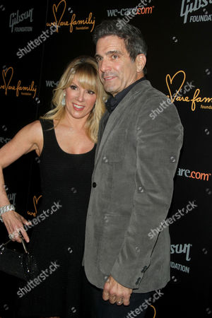 Stock Picture of Ramona Singer and Mario Singer