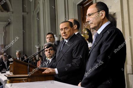 Silvio Berlusconi, Renato Schifani