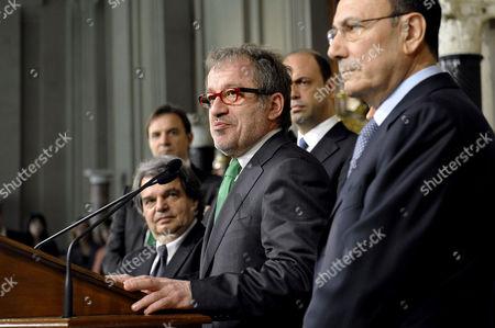 Roberto Maroni, Renato Schifani