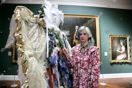 Editorial photo of The launch of Bath In Fashion, The Holbourne Museum, Bath, Britain - 12 Apr 2013