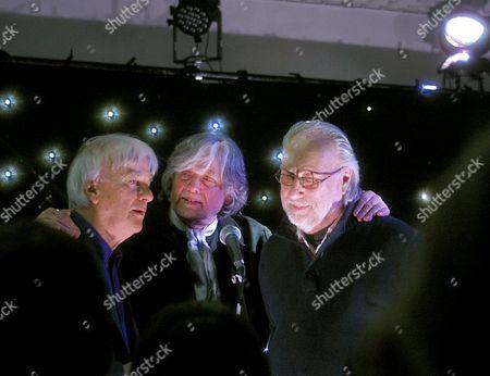 Jim McCarty, Top Topham and Chris Dreja