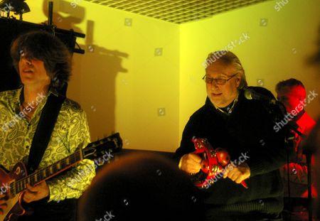 Stock Picture of John Idan and Chris Dreja