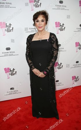 Editorial image of 'What A Pair!' cancer benefit, Los Angeles, America - 13 Apr 2013