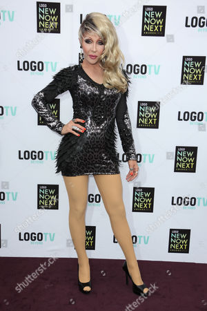 Editorial photo of Logo NewNowNext Awards, Los Angeles, America - 13 Apr 2013