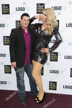 Chad Michaels (right) and Adam Magee