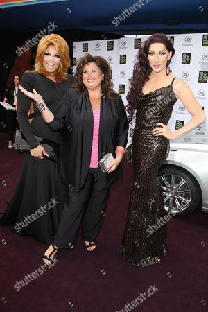 Stock Photo of Roxxxy Andrews, Abby Lee Miller and Detox Icunt
