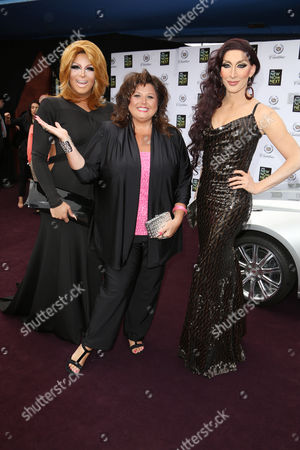 Roxxxy Andrews, Abby Lee Miller and Detox Icunt